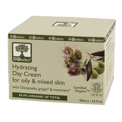 Bioselect Dagkräm till kombinerad hud (50 ml)