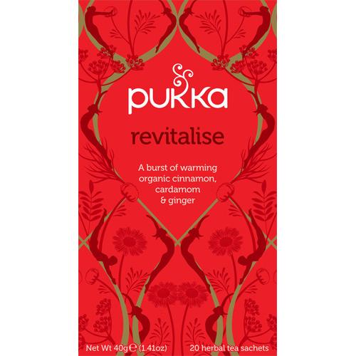 Pukka Revitalise Te (20 påsar)