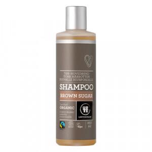 Urtekram Shampoo T. Tørt Hår Brown Sugar (250 ml)