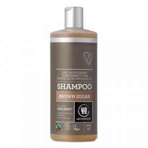 Urtekram Brown Sugar Shampoo til Tørt Hår (500 ml)