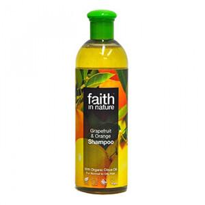 Faith In Nature Shampoo Grape & Orange (250 ml)