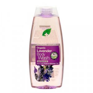 Dr. Organic Lavender Bath & Shower (250 ml)
