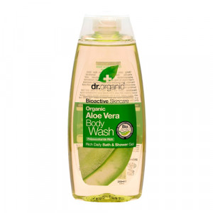 Dr. Organic Aloe Vera Bath & Shower (250 ml)
