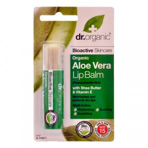 Dr. Organic Aloe Vera Lip Balm (5,7 ml)