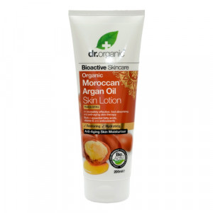 Dr. Organic Lotion Argan (200 ml)
