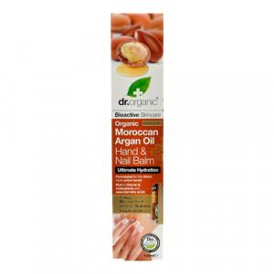 Dr. Organic Hand & Nail Creme Argan (100 ml)