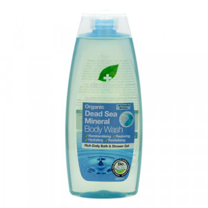 Dr. Organic Dead Sea Bath & Shower (250 ml)