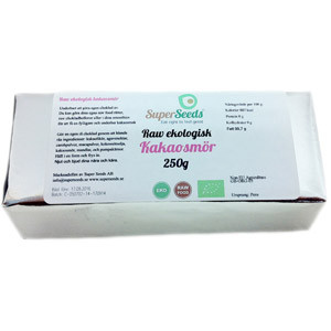 Kakaosmör - Raw. Eko (250 g)