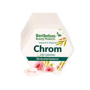 Berthelsen Chrom 62,5 mcg (250 tabletter)