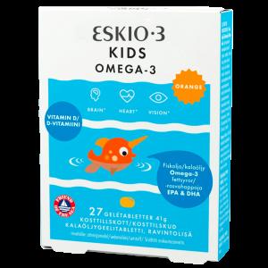 Eskio 3 Kids Chewable (27 st)