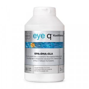 Eye Q Fiskeolie (360 kapsler)