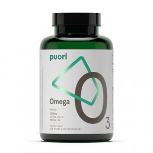 PurePharma Omega-3 O3 (120 kapsler)