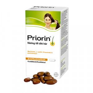 Priorin® (60 kapsler)