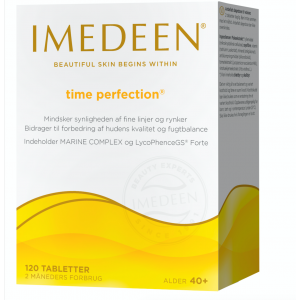 IMEDEEN® Time Perfection 40+ (120 tab)