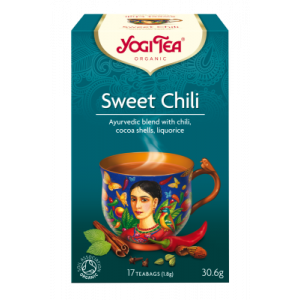 Yogi Tea Sweet Chili Ø (17 breve)