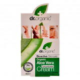 Dr. Organic - Hudkräm Aloe Vera (50 ml)