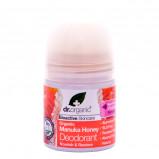 Dr. Organic - Manuka Honung Deodorant Roll-on (50 ml)