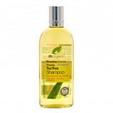 Dr. Organic - Schampo Tea Tree (250 ml)