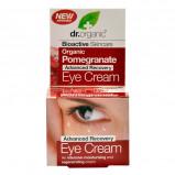 Dr. Organic - Ögonkräm Granatäpple (15 ml)