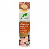 Dr. Organic - Bad-, och massageolja för kroppen (100 ml)