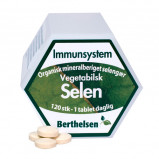 Berthelsen - Selen 100 mcg (120 tabletter)