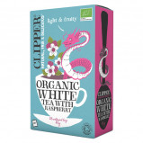 Clipper - Organic White Tea Raspberry (26 st)