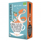 Clipper - Organic White Tea Orange (26 st)