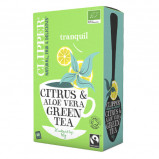 Clipper - Organic Green Tea with Citrus & Aloe Vera (20 st)