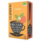 Clipper - Organic Orange & Coconut Infusion (20 st)