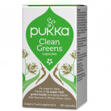 Pukka Clean Greens 400 mg (60 kapslar)