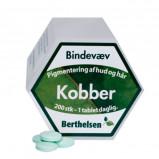 Berthelsen - Koppar 2 mg (200 tabletter)