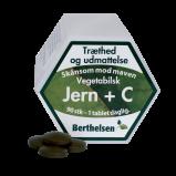 Berthelsen - Järn C (90 tabletter)