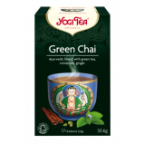 Yogi Tea - Green Chai, ekologisk (15 tépåsar)