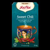 Yogi Tea - Sweet Chili, ekologisk (17 tépåsar)