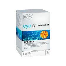Eye Q Fiskeolie (60 kapsler)