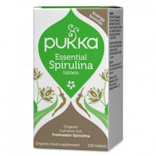 Pukka Essential Spirulina - Ekologiskt (150 tabletter)
