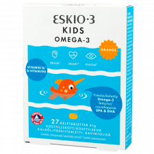 Eskio 3 Kids Chewable (27 st)