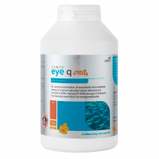 Eye Q Chews Fiskeolie m. Jordbærsmag (360 Tyggekapsler)