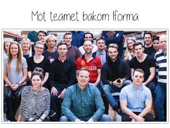 Teamet bakom Iforma
